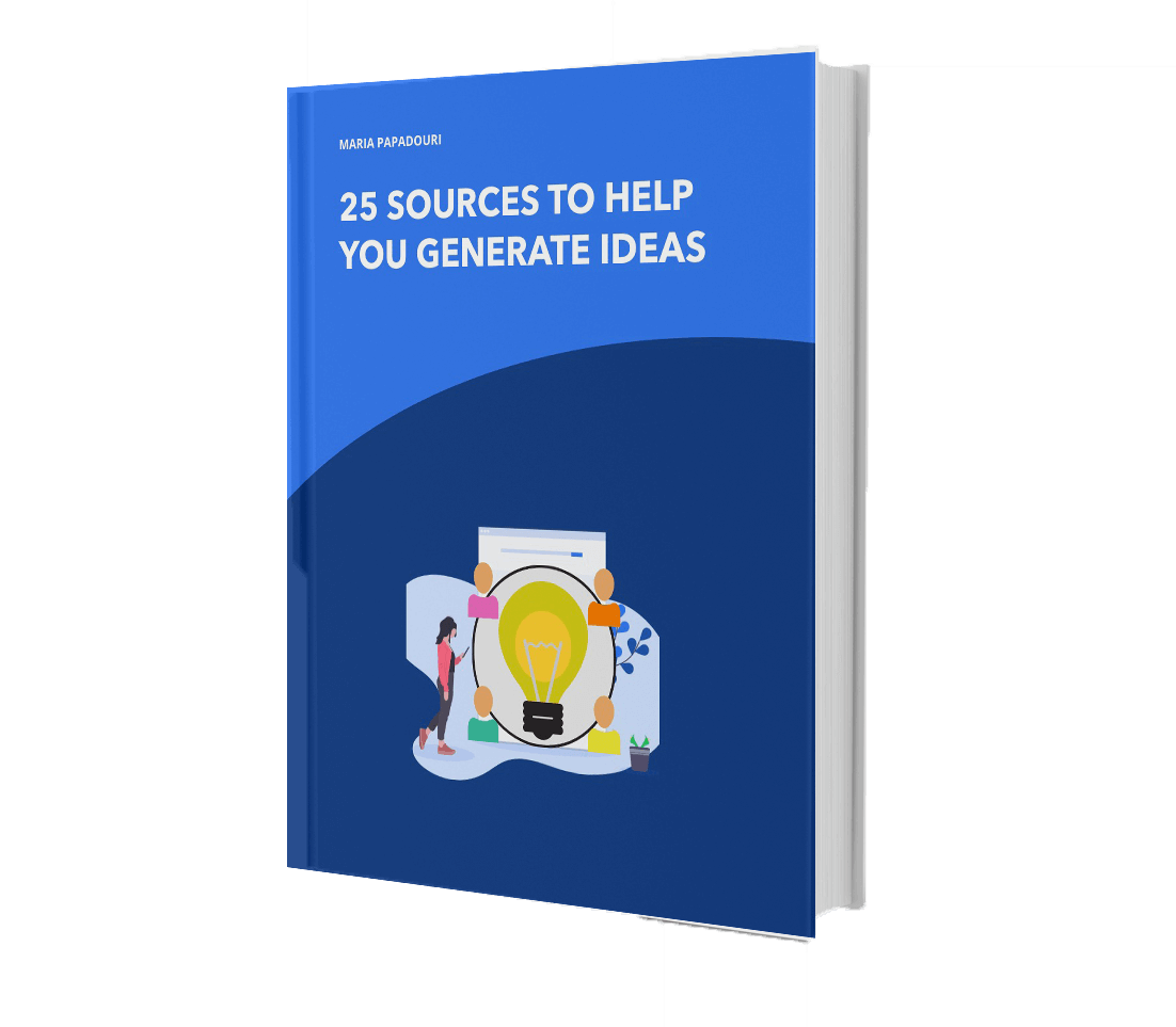 25 Sources to Generate Ideas