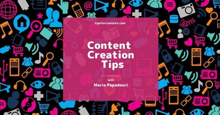 content creation tips podcast