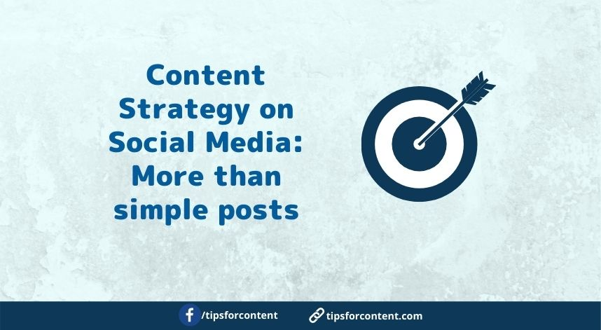 Content Strategy on Social Media