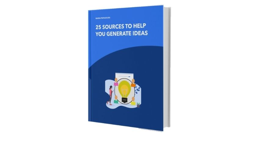 Content Creation Tips 25 sources to help you generate ideas